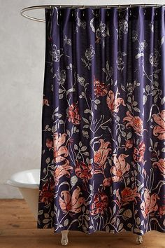 Catamarca Shower Curtain | Anthropologie