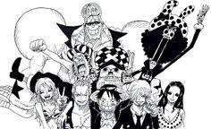 One Piece Mugiwara Pirates