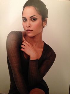 Monica Raymund - can I have your eyebrows? please?
