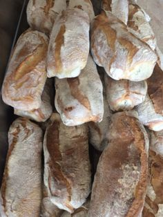 Organic Ciabatta just out the oven, oh and the smell, incredible!!! #bread #bakery #organic #italianfood #delicious #foodporn