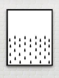 Scandinavian Poster Printable Art nursery wall von Designsbyritz