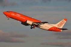 TNT Boeing 737-4Q8 OE-IAG | por José Manuel Dias