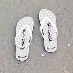 e98289ba6 31 Best Just Married Flip Flops   Wedding Flip Flops images