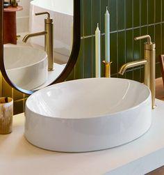 Master Bathroom Tub, Wall Mounted Bathroom Sinks, Bathroom Fixtures, Bathroom Vanities, Bathroom Furniture, Bathroom Interior, Vessel Faucets, Undermount Bathroom Sink, Console Sink