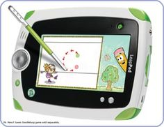 Learning tablets for kids  -100+ games  - Books  - Videos  - Flash cards  - Built in camera  - Interactive reading that encourages children to read more   - Learning games  - Learning progress tracking for parents.   Your child will love this and will not get stuck in front of the computer since he can take the tablet everywhere.