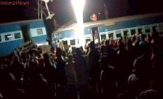 Andhra Pradesh: 23 dead as seven coaches, engine of Jagdalpur-Bhubaneswar Express derail near Vizianagaram