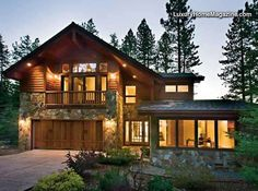 LHM Lake Tahoe - Overflowing with mountain  elegance, this never-been-livedin  lakefront home owes its  beauty to exceptional materials  and impeccable craftsmanship.  Includes endless views as well as  access to the Zephyr Cove private  beach, buoy fi eld.