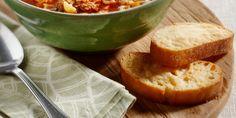 Boodschappen - Italiaanse groentesoep met Parmezaanballetjes