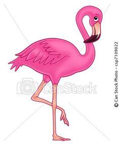 Flamingo cartoon illustration for kids. Flamingo Face Paint, Flamingo Painting, Flamingo Art, Pink Flamingos, Anime Art Fantasy, Dark Art Photography, Gcse Art Sketchbook, Pop Art Wallpaper, Modern Art Deco