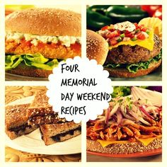 memorial day weekend food ideas