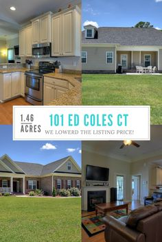 PRICE JUST REDUCED: 101 Ed Coles Ct, Jacksonville  **3 beds, 2.5 baths** $269,950  Contact Christi Hill (910) 934-1174  Coldwell Banker Fountain Realty https://www.zillow.com/homedetails/101-Ed-Coles-Ct-Jacksonville-NC-28546/51536141_zpid/?fullpage=true