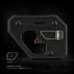 AUTO/CLIP is a conceal and carry gun type with integrated clip, rubberized grip and LED light. If you are left-handed clip will be on the opposite side or taken off completely.   We're confident in the quality of the guns we are selling and the work that we put into getting them ready for you to play them. If a gun that you've bought via moth3r.com doesn't work and our team of expert Support staff can't solve the problem for you, we will give you back your money.