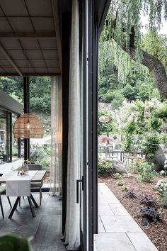 Weaving nature and heritage into modern but thoughtful design, South Tyrol's Apfelhotel Torgglerhof is a staggering hospitality project... South Tyrol, Windows, Patio, Outdoor Decor, Modern, Nature, Projects, Design, Home Decor