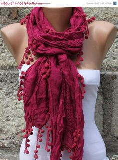 { Scarf } - the Scarves House - fatwoman & anils - (0407-2)