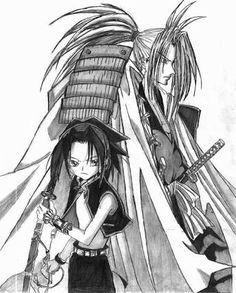 Yoh e Amidamaru
