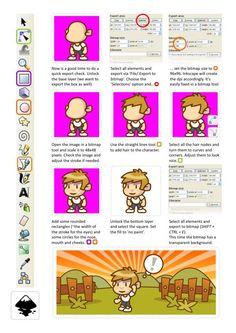 2D Game Art for Programmers: February 2012: