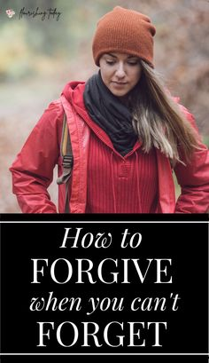 Are you struggling to let go of an offense? It can be difficult to forgive someone who has hurt you, especially when it's someone close to you. Here are a few biblical tips for how to forgive when you can't forget. #relationshiptips #bible #offense How To Forget Someone, Pictures Of Jesus Christ, Ladies Group, Christian Relationships, Proverbs 31 Woman, Biblical Inspiration, Grown Women, Seeking God, Bible Truth