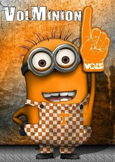 University of Tennessee Minion