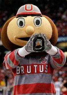 Brutus the Buckeye