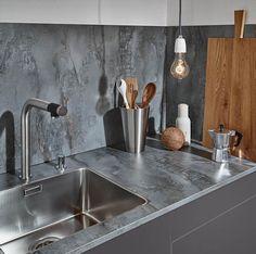 die besten 25 lechner arbeitsplatten ideen auf pinterest graue k chenarbeitsplatten laminat. Black Bedroom Furniture Sets. Home Design Ideas