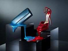 Melting Jimmy Choo