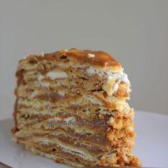 Exquisita y sencilla Tarta de manzana, en un poco tiempo podrá hacer una buena alternativa como postre o para la hora del té.