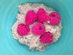 Vegan Recipe: Quinoa Porridge with Berries - good stuff…I made it this morning:-)