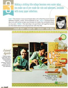 #ClippedOnIssuu from CREATE: Issue 12, January 2015