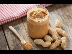Ev Yapımı Fıstık Ezmesi Tarifi - Homemade Peanut Butter