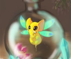 Magical Still Life by Maszkai.deviantart.com on @DeviantArt