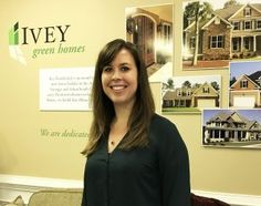 Blog » Blog Archive » Ivey Homes Welcomes Kelsey Robertson to the Team