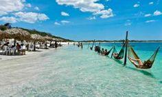 15 Melhores praias do Nordeste Brazil  - Jericoacoara - Ceara