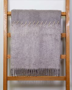 Throws Mohair Blanket, Beauty Express, Pillow Talk, Deep Cleaning, Hand Stitching, Light Colors, Loom, Craftsman, Gray Color