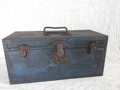 How To Restore That Rusted Old Toolbox Toolbox Metals