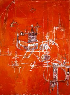 Between Surrealism and Abstractionism Hedda Sterne
