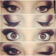 Eye Make up...