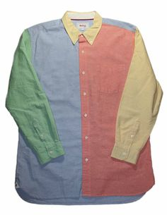 Vintage 90s Fresh Prince of Bel Air Style Button Down Shirt Mens Size XL $30.00