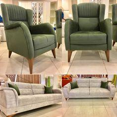 Living Room Sofa Design, Home Room Design, Living Room Sets, Living Room Designs, Living Room Decor, Furniture Upholstery, Furniture Decor, Modern Furniture, Furniture Design