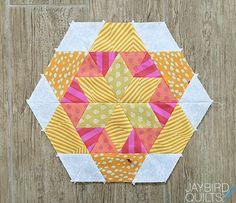 Jaybird Quilts: Sweet Tooth Block 3 - Gumdrop