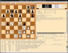 Chess Engines Diary: Arena 3.5.1 - best chess GUI. New version!