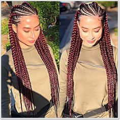 101 Stunning Tribal Braids You Can Wear For a Bad ass Look! 101 Stunning Tribal Braids You Can Wear For a Bad ass Look! Box Braids Hairstyles, Braided Hairstyles For Black Women, Popular Hairstyles, Twist Hairstyles, Hairstyles 2018, Updo Hairstyle, Protective Hairstyles, Protective Styles, Wedding Hairstyles