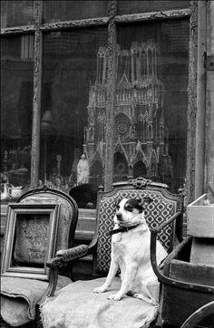 Inge Morath     Paris     1953