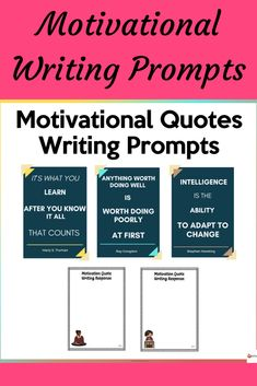 Writing Motivation, Know It All, Stephen Hawking, School Resources, Classroom Management, Writing Prompts, Knowing You, Back To School, No Response