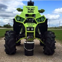 canam dream quad  | www.mm-powersports.com added this pin to our collection