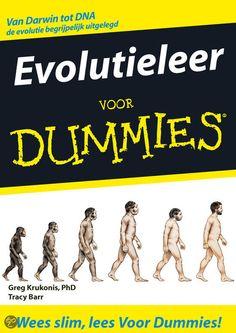 Evolutieleer voor Dummies/ Wil je dit boek in één uur kunnen uitlezen in volle concentratie met meer tekstbegrip? Ik kan je helpen, surf naar http://peterplusquin.be/word-expert-in-drie-dagen-via-de-smartreading-snelleesmethode/ #smartreading #snellezen
