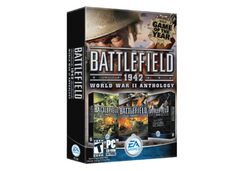 Battlefield World War II Anthology - PC Find yourself in one of the 4 main staging grounds of World War II: the Pacific, Western Europe, Eastern Europe or Northern Africa. Battlefield 1942, Battlefield Games, Company Of Heroes, Alone In The Dark, Real Time Strategy, Vintage Video Games, Building An Empire, Battle Of Britain, Old Video