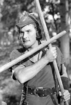 """"""" Errol Flynn, The adventures of Robin Hood (1938) """""""
