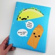 STOP THE TALKING TACO! A post about stereotypes in Spanish class.