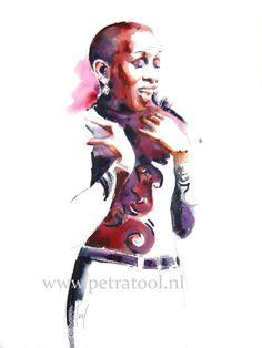 Heartfelt door Petra Tool