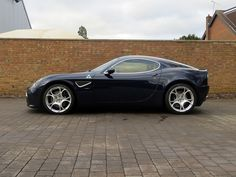 Alfa Romeo 8C Competizione for sale at Romans International.